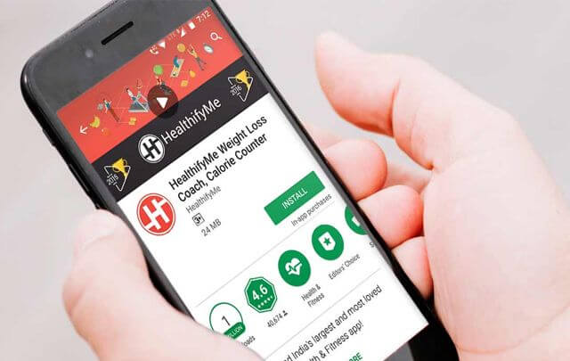 HealthifyMe-App
