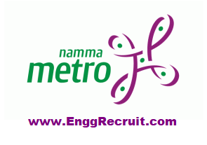 BMRCL Recruitment 2019 - Bangalore Metro Rail Corporation Limited